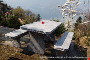 Granittische für Ihren Garten