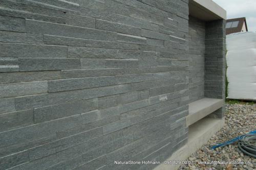 Bau Uster - Mauersteine System aus Maggiagensis