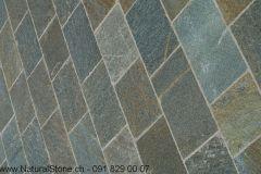 Luserne-Bodenplatten-Muster