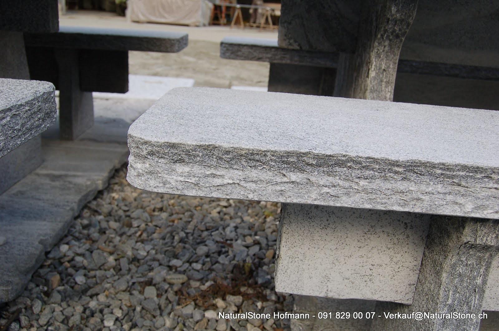Granittisch-Semi-Classico-Kantenbearbeitung