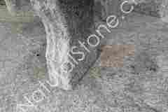 Granittisch-Gottardo-rund-fuss-gerade-seitlich