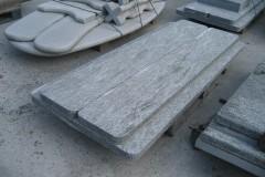 Granittisch-Semi-Classico-Tisch-Bankplatten-geflammt-gespitzt